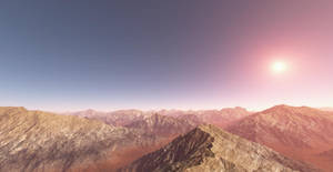 XPS/Xnalara Skybox Mars by diegoforfun