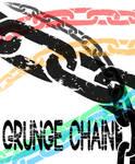 Grunge Chain Brush Free. CSPPro EX etc