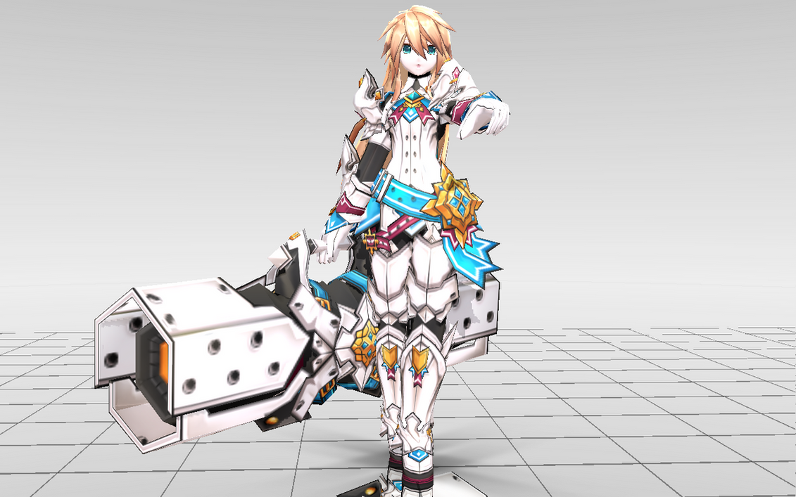 Mmd Elsword Chung Iron Paladin Download By Darknessmagician On