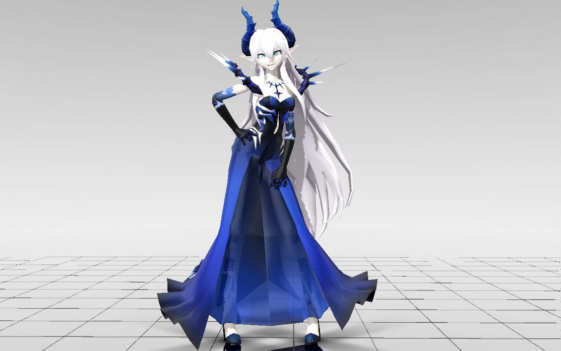 Mmd elsword lu altar of evil download by for Deviantart vrchat avatars