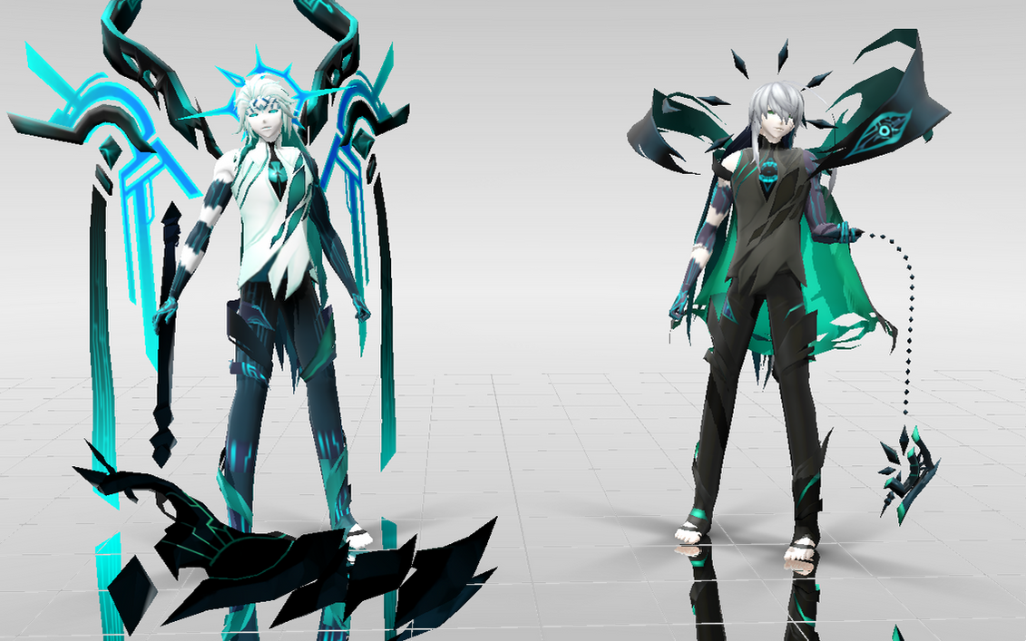[MMD-Elsword] Ain Apostasia DOWNLOAD! by Darknessmagician ...