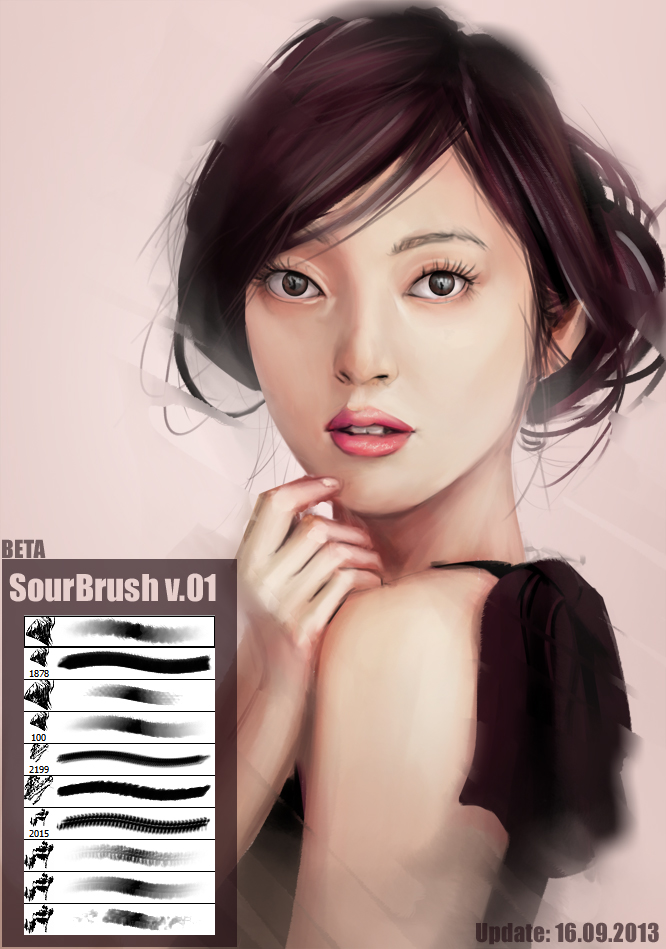 Sour Brush v1 by SourAcid