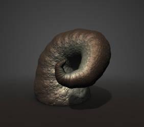 Elephant Worm