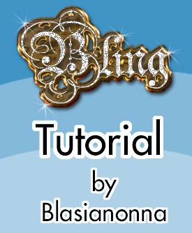 Bling Tutorial by blasianonna
