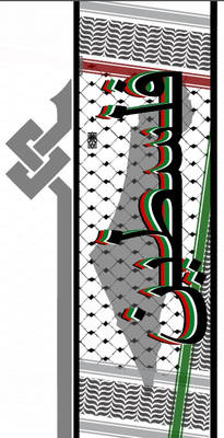 Palestine Soccer Jersey Ver5