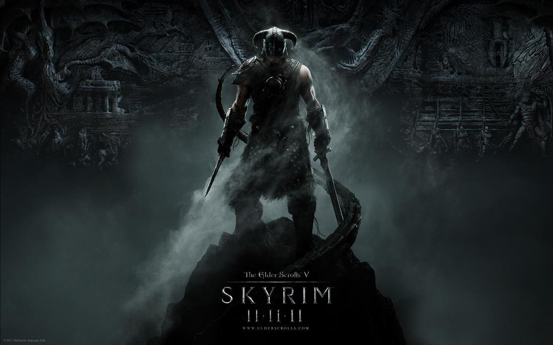 TES V: Skyrim, Dragonborn edit by Bejusek