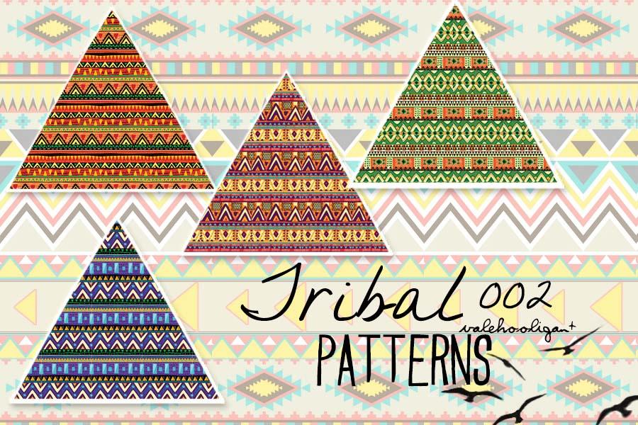 TRIBAL Motivos/Patterns by ValeHooligan