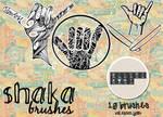 Shaka Brushes+10