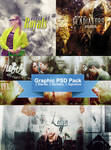 Graphic PSD Pack by Debora