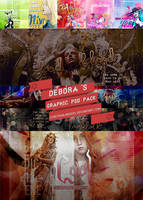 Graphic Psd Pack! by lisbethsalanders