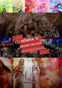 Graphic Psd Pack!