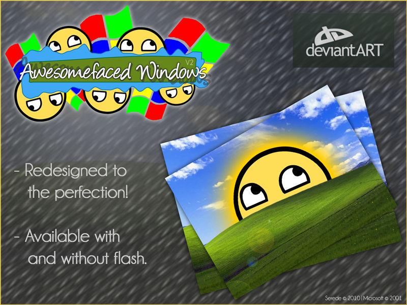 Awesomefaced Windows V2
