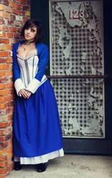 Bioshock Infinite Elizabeth cosplay - April Gloria by aprilgloriacosplay