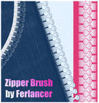Zipper Brush