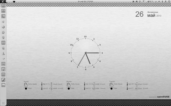 CAI Simplicity Conky (1280x800)