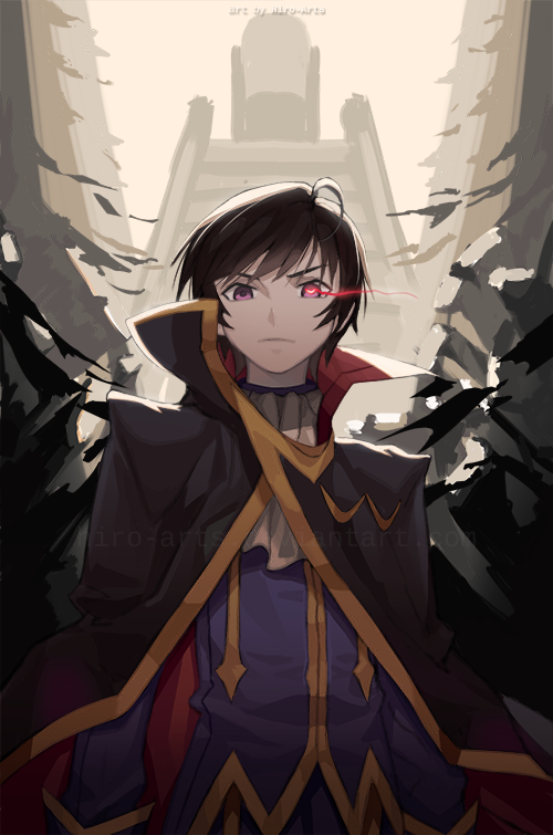 Lelouch Memory Threads By Windmeister8 On Deviantart