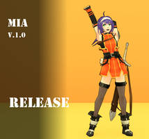 Fire Emblem: Mia Model Release V.1.0 Download by SimplyAChair