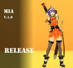 Fire Emblem: Mia Model Release V.1.0 Download