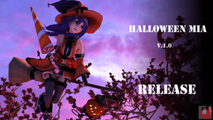 Fire Emblem: Halloween Mia Model V.1.0 Download by SimplyAChair