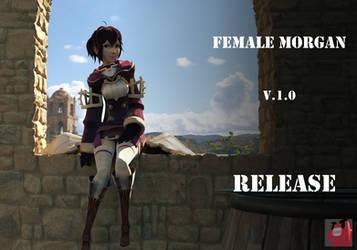 Fire Emblem: Female Morgan Model V.1.0 Download