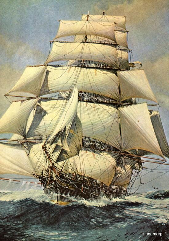 Thunder Forth Ye Men o' War by Amperus