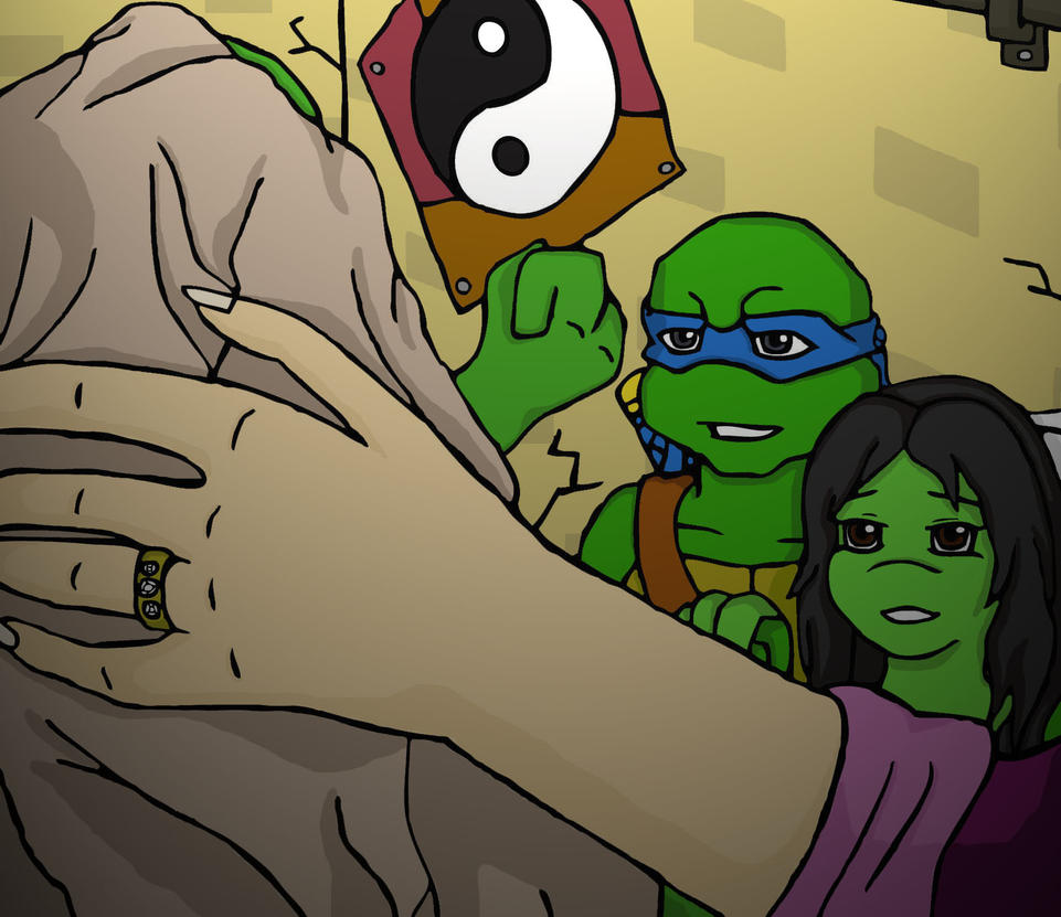 TMNT - Baby: Final chapter Part 1: New Arrival by becky016