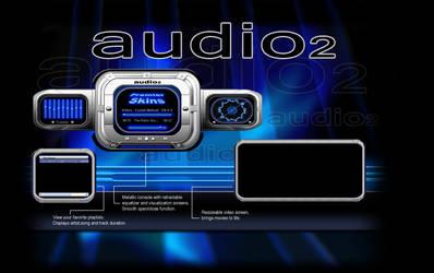 Audio2 WM Player Skin by psutton