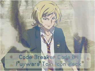 Fujiwara Toki IconPack