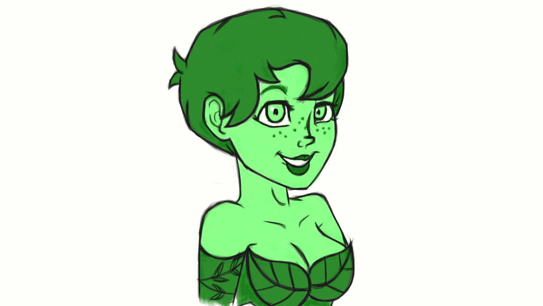 My Gemsona: Emerald by hiyorisarugaki12