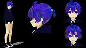 Tda Droplet Blue Len (Model DL)