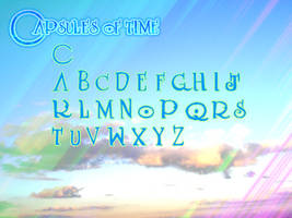 Crystal Font by fff5ee