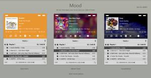 Mood (Skin for AIMP4)