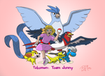Pokemon: Team Jenny