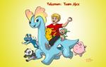 Pokemon: Team Alex