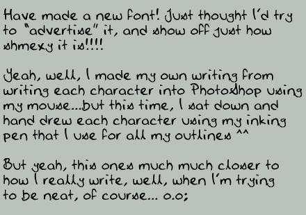 Jems Pen Font By Brucej