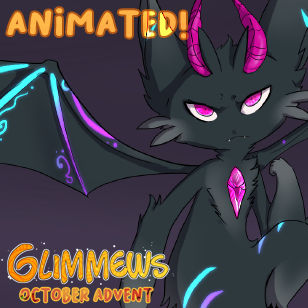 [glimmews] halloween advent day 01 [CLOSED]