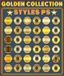 Golden Collection   50 Styles Ps