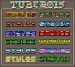 Tube 2015    STYLES Ps