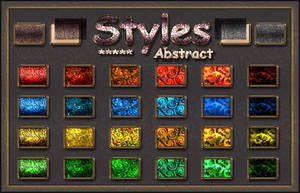 Abstract   Styles Ps