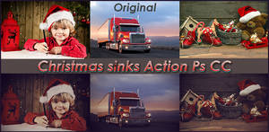 Christmas sinks    Action Ps CC