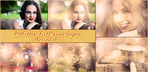 Of the full sun eyes   Action Ps