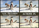 Late December  ACTIONS Ps