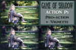 Game of shadow  ACTIONS Ps