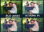Play hooky   ACTIONS Ps