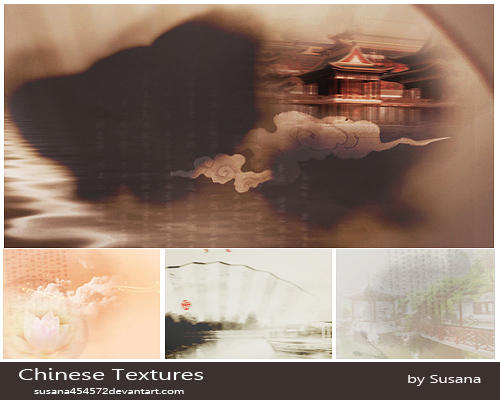 Chinese textures by Susana 2 by susana454572