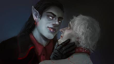 Vampire Thramsay