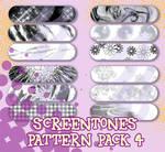Screentone Pattern Pack 4