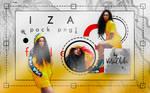 IZA Pack PNG