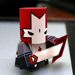 Castle Crashers Papercraft