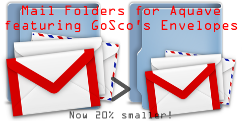 Mail Folders for Aquave v2 by RealUnimportant